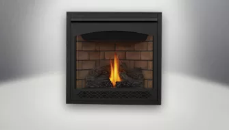 Ascent Series B35NTR Fireplace