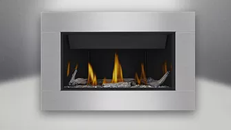 Ascent Series Linear BL36NTRE Fireplace