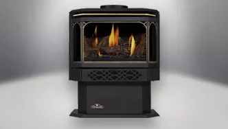 Haliburton GDS28 Gas stove