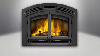 High Country NZ3000 Eco Wood Buring Fireplace