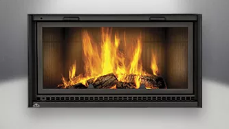 High Country NZ7000 Wood Burning Fireplace