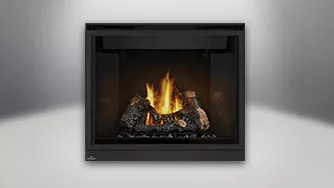 High Definition Clean Face HD40NT Fireplace