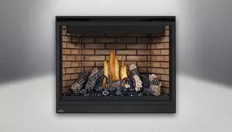 High Definition Clean Face HD46NT Fireplace