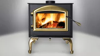 Hunstville 1400ML Legs - Medium Wood Stove
