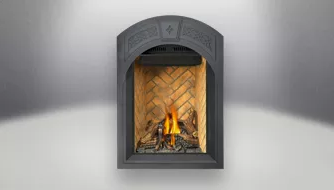 Park Avenue GD82NT-PAESB Fireplace