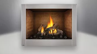 Riverside Clean Face GSS42CF Outdoor Fireplace