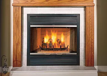 Sovereign Heat Circulating Wood Buring Fireplace