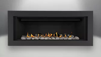 Vector Linear LHD45NSB Fireplace