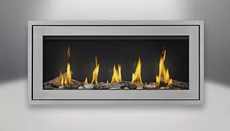 Vector Linear LV38 Fireplace