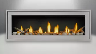 Vector Linear LV50 Fireplace